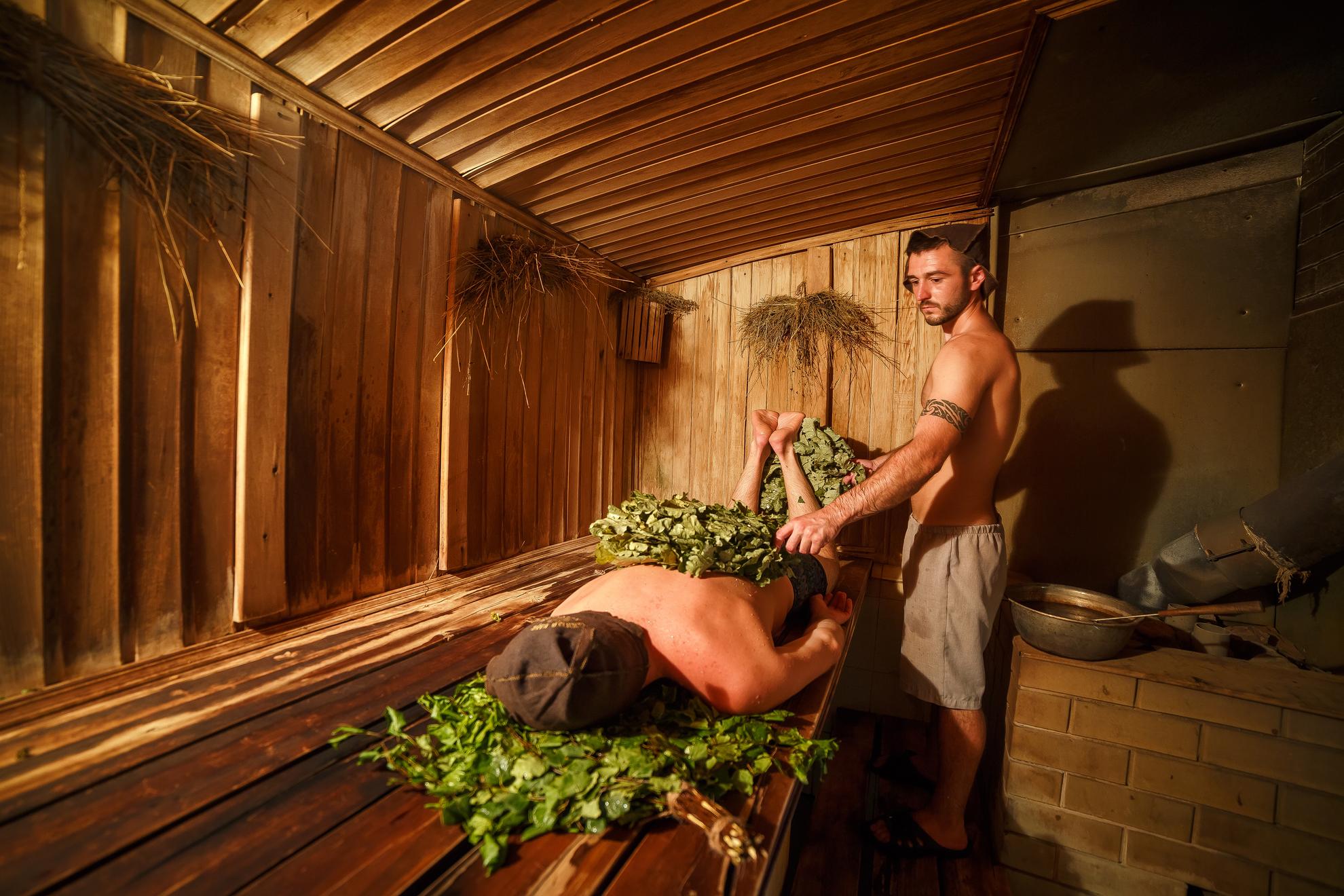 Деревянная баня под ключ: можно ли париться сразу? | банька