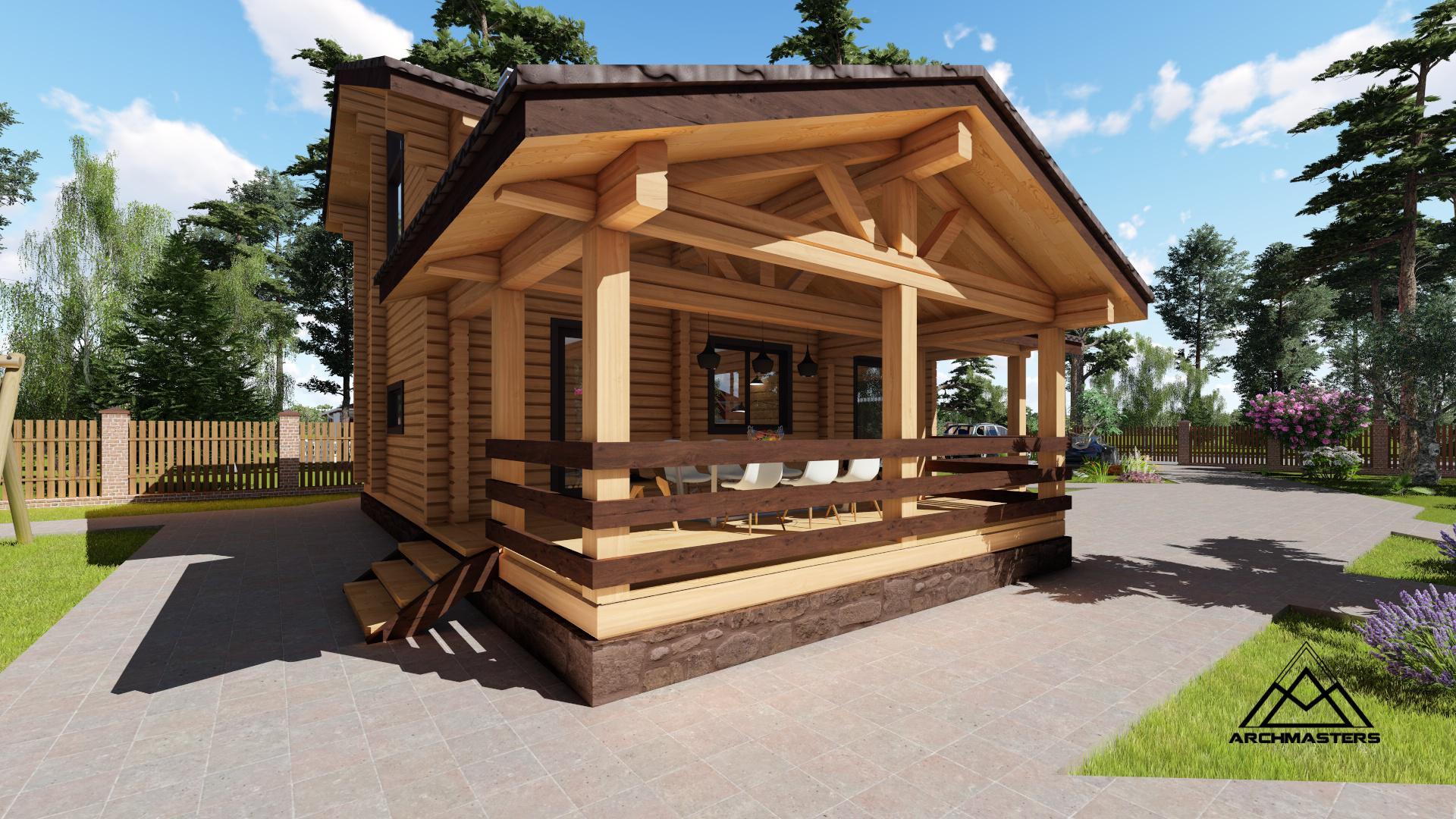 Двускатная крыша для бани - пошаговое строительство своими руками