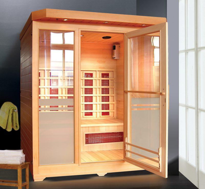 Инфракрасная сауна своими руками: особенности изготовления | ремонт и дизайн ванной комнаты