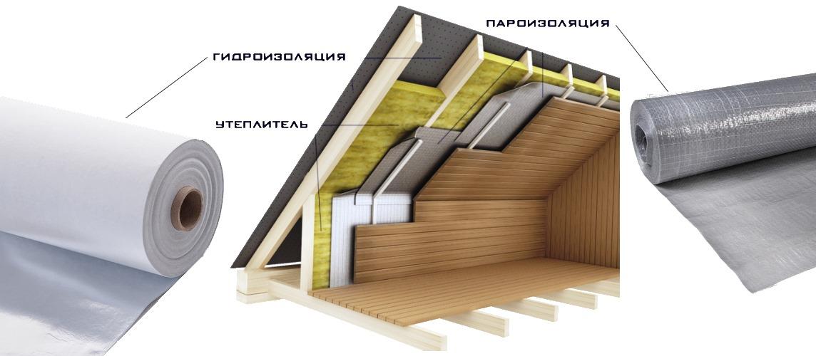 Существенные особенности пароизоляции стен в доме из дерева