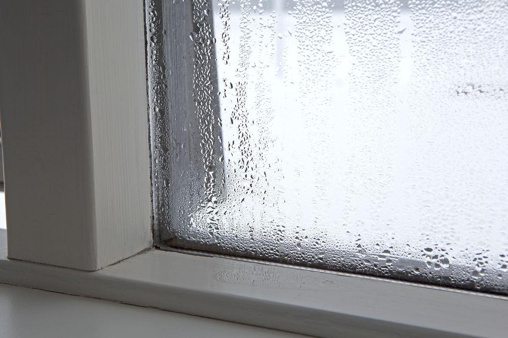 Что делать если потеют окна в доме? причины, способы решения