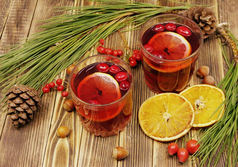 Что пить после бани: чай, квас или что покрепче.... русская баня