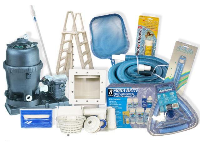 Как выполнить монтаж оборудования для бассейна?