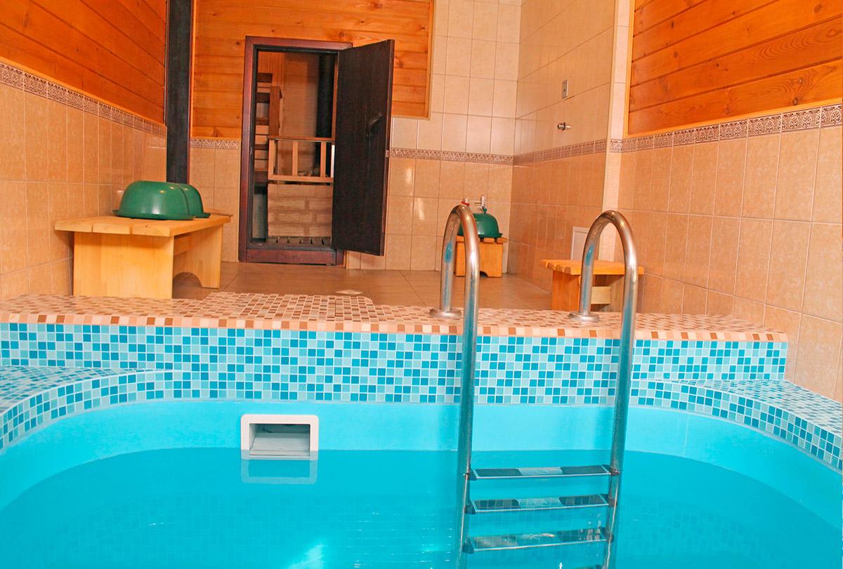 Сауны с большим бассейном москва > нажимай > vsebani.moscow
