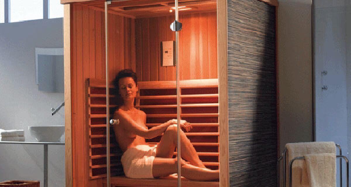 Инфракрасная сауна для похудения: правильное посещение, отзывы - похудейкина