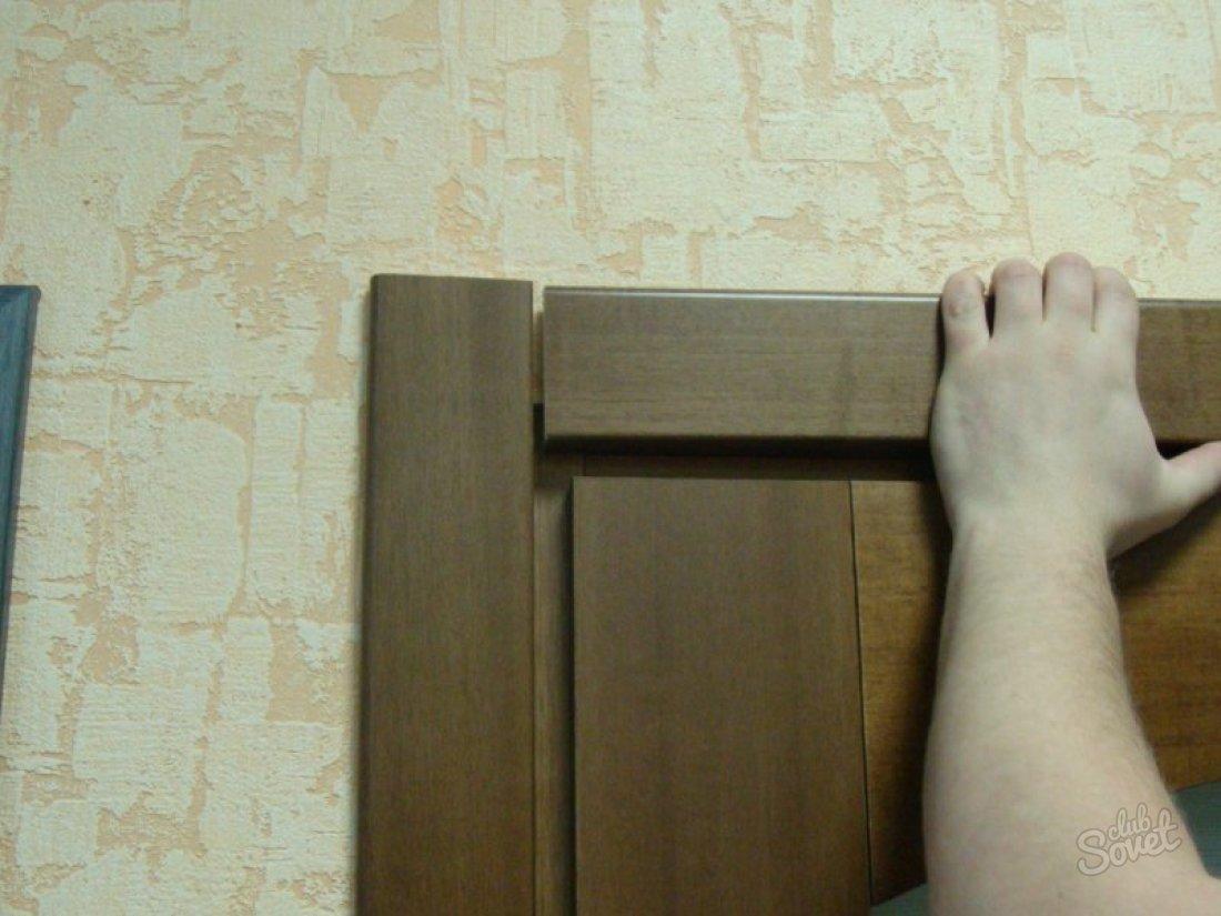 Межкомнатные двери без наличников —разумное решение проблем