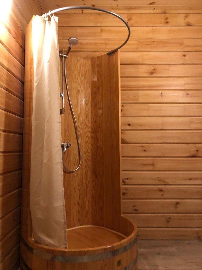 Душевая кабина для бани: основные критерии выбора