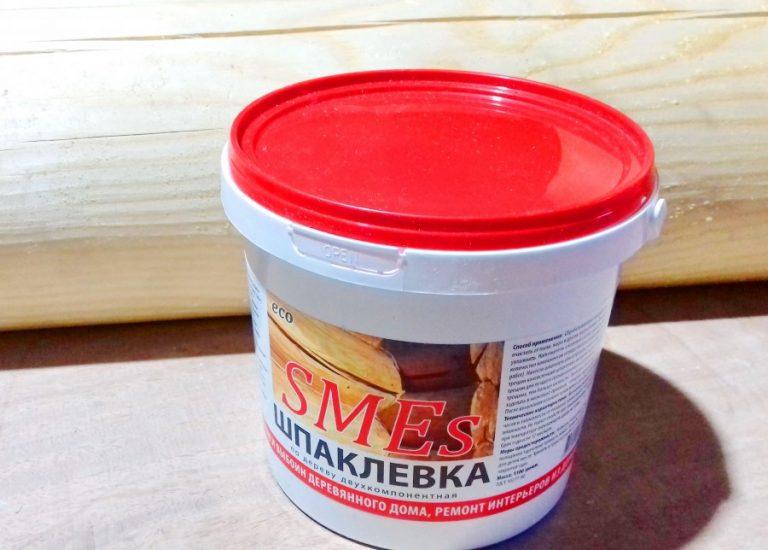 Как шпаклевать деревянные поверхности перед покраской