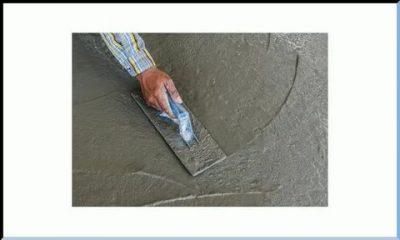 Как зажелезнить бетонный пол: алгоритм выполнения работ