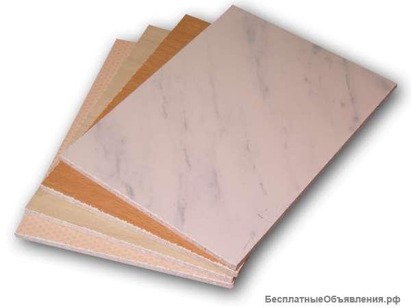 Негорючие листовые материалы, внутренняя отделка