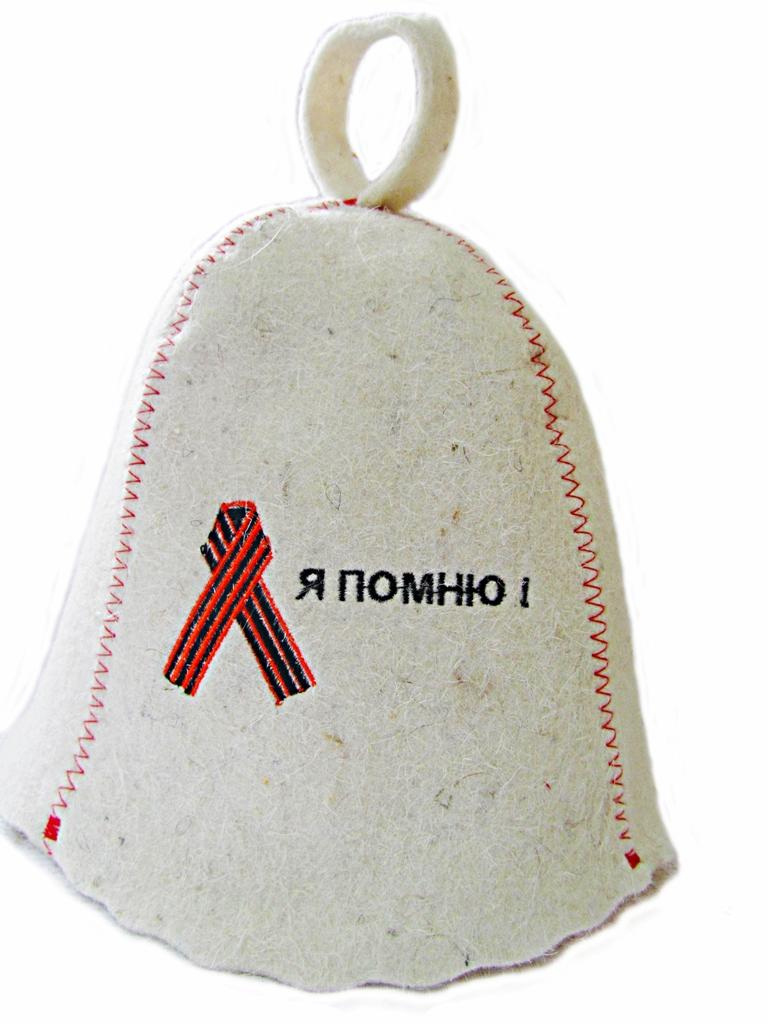 Неотъемлемый банный аксессуар − шапка для бани