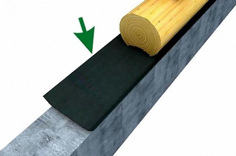 Как правильно класть брус на фундамент: способы крепления и варианты стыковки