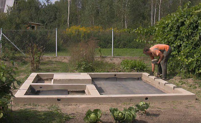 Каркасная баня своими руками: как построить самому быстро и без ошибок