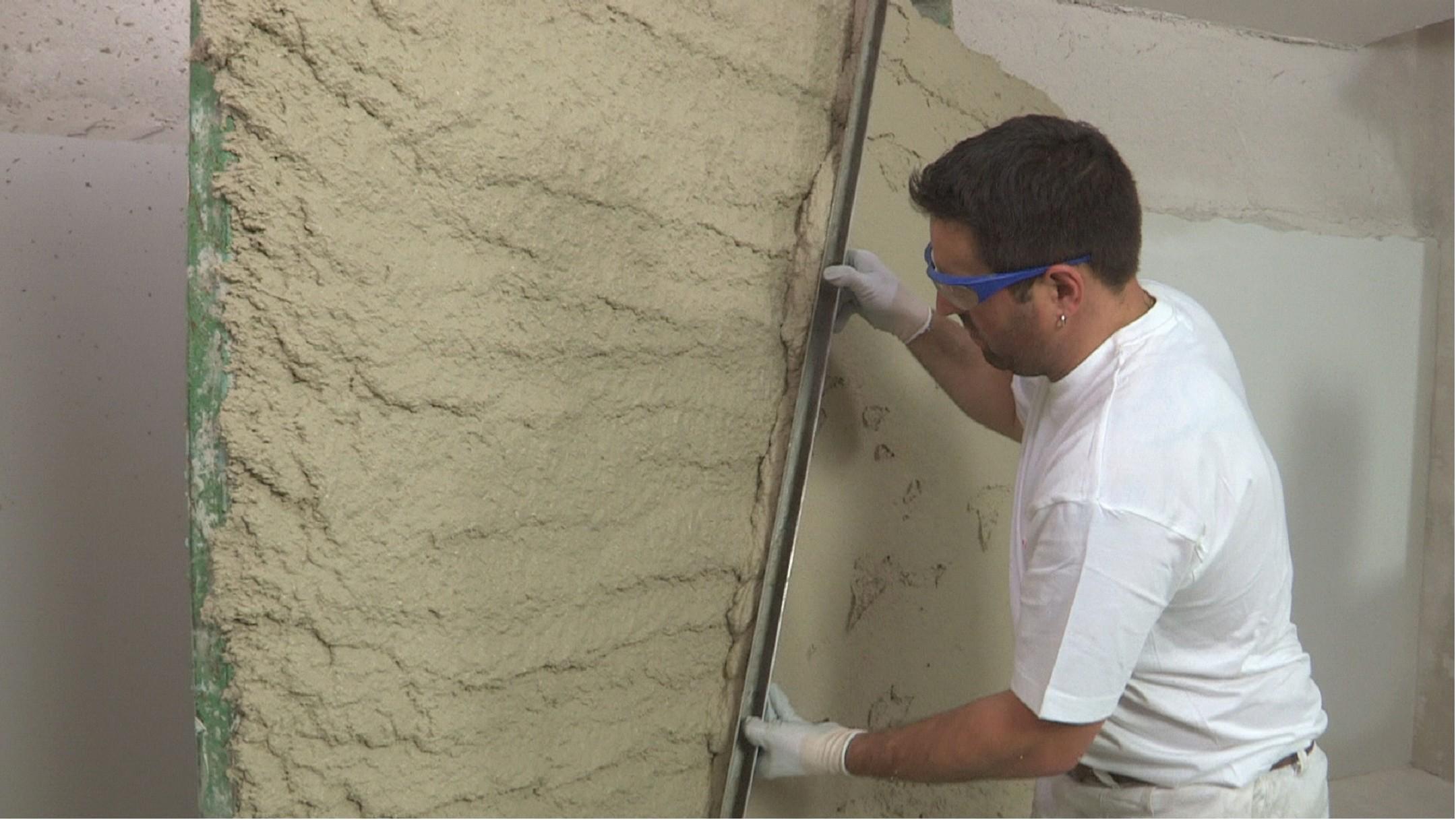 Способы провести выравнивание стен своими руками