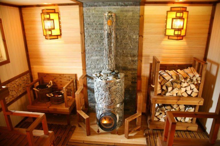 Баня на дровах: особенности бани и выбор дров