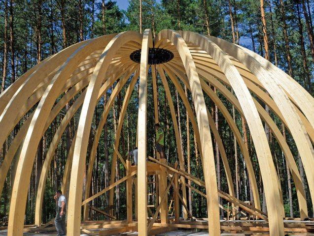 Купольный дом: особенности, плюсы и минусы, технологии возведения