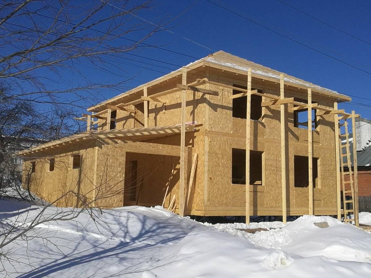 Что лучше построить: дом из сип панелей или каркасный дом?