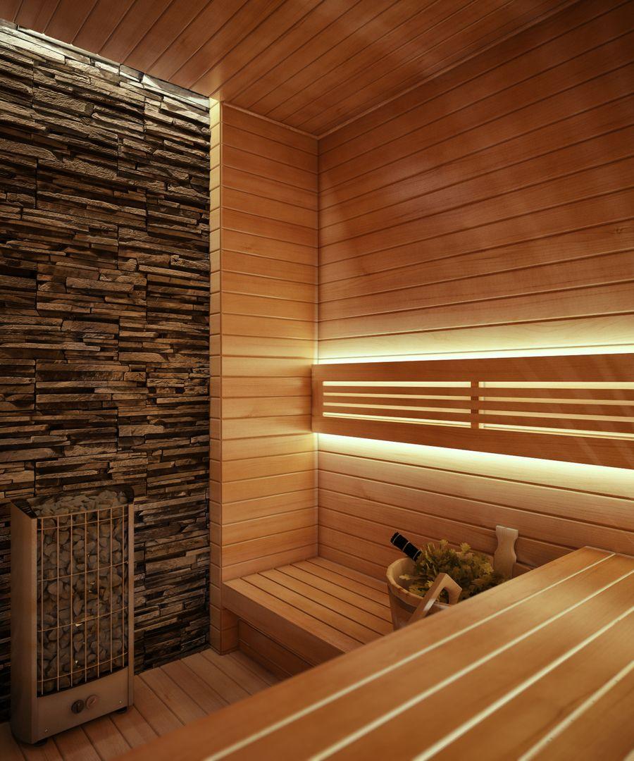 Отделка парной в бане: обшивка парилки своими руками, внутренняя отделка, как отделать, материалы, фото и видео