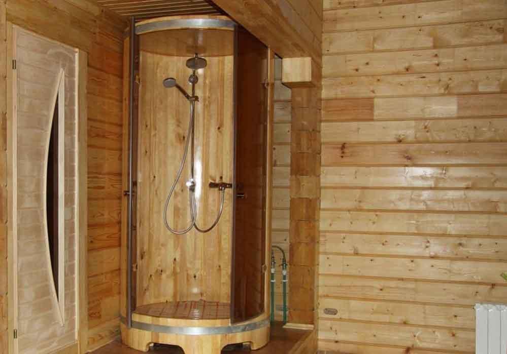 Как сделать душ в помывочной комнате - пошаговая инструкция монтажа водопровода + смесителя!