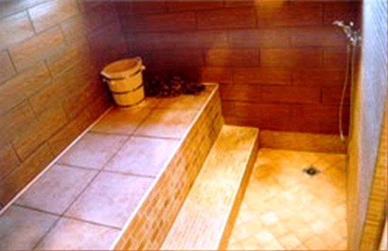 Пол в бане из плитки: особенности полов, инструкция, как сделать пол из плитки своими руками