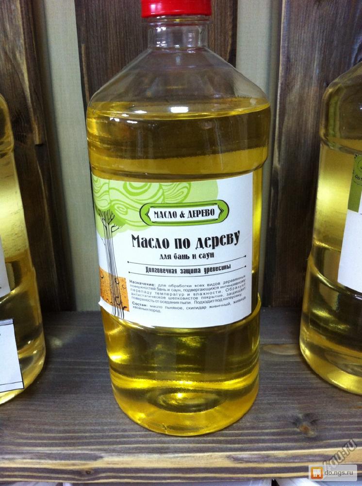 Льняное масло для дерева: преимущества и недостатки, правила нанесения