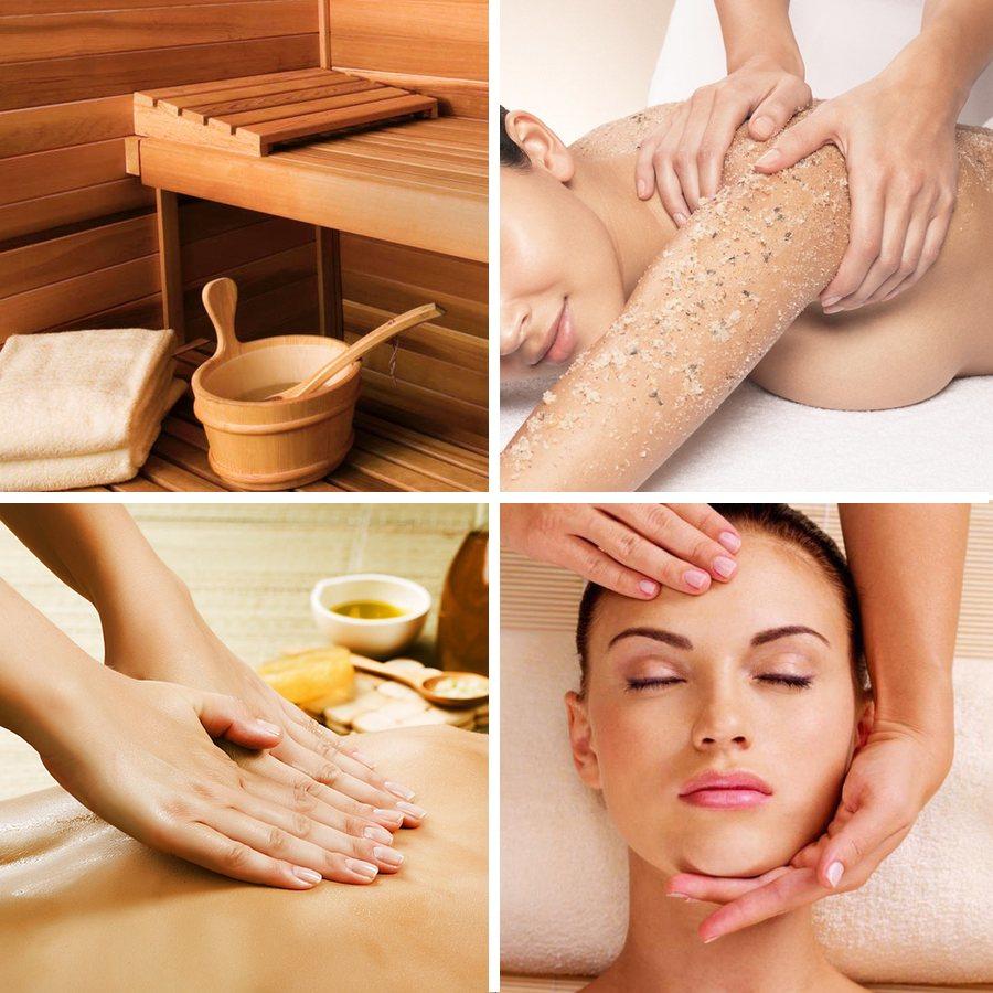 Банный массаж: воздействие на системы организма
