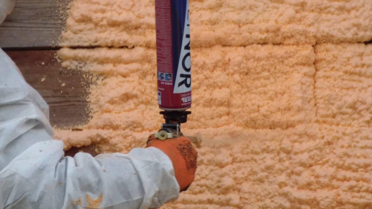 Напыляемый утеплитель полинор. свойства и возможности материала
