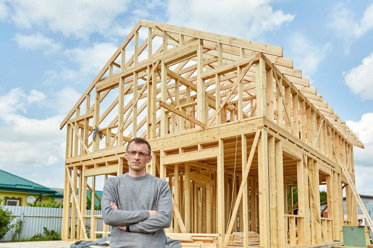 Каркасное строительство: грубые ошибки, допускаемые в процессе стройки