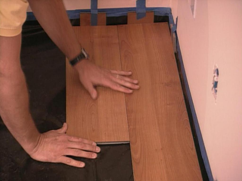 Укладываем ламинат своими руками. Полное описание всей технологии и видеоруководства данной работы