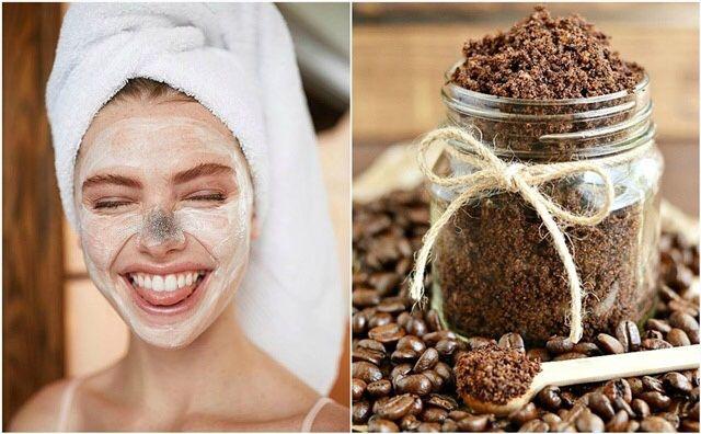 Скраб из кофейной гущи – для кожи лица и тела, а также волос, приготовление в домашних условиях