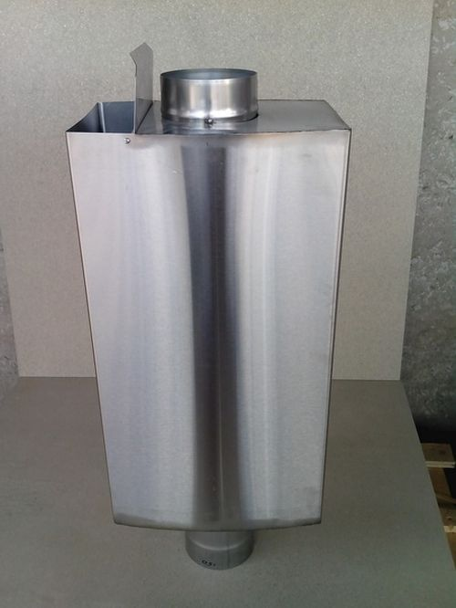 Бак для бани на трубу – преимущества применения