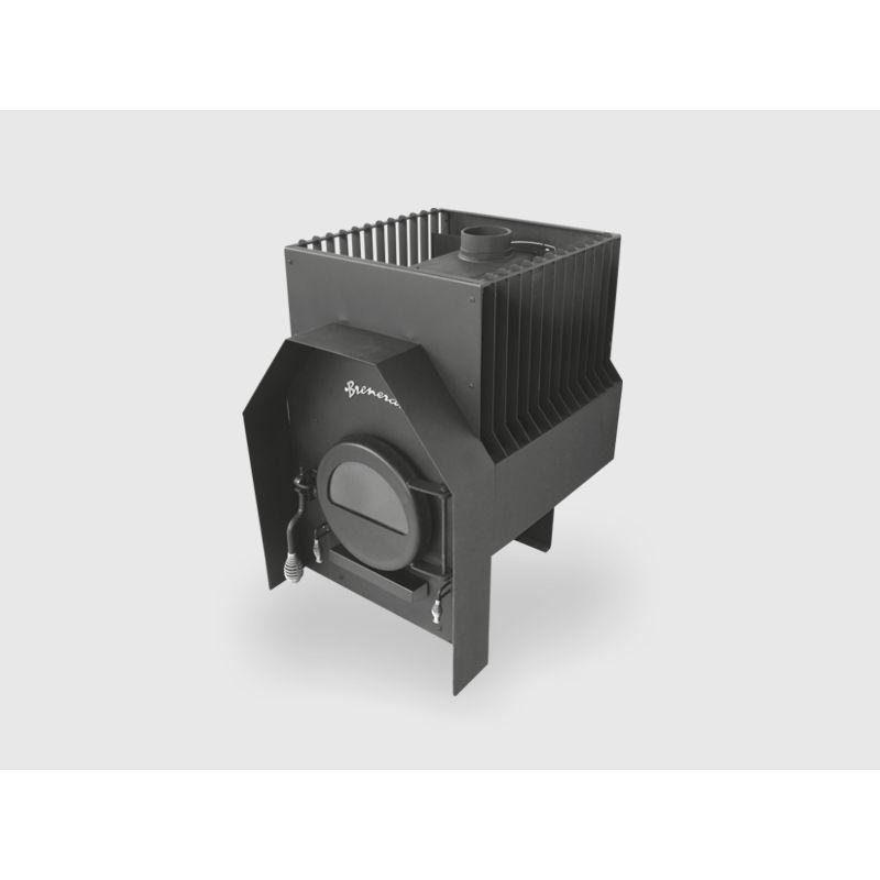 Печь для бани бренеран: установка банной отопительной конструкции укомплектованной змеевиком
