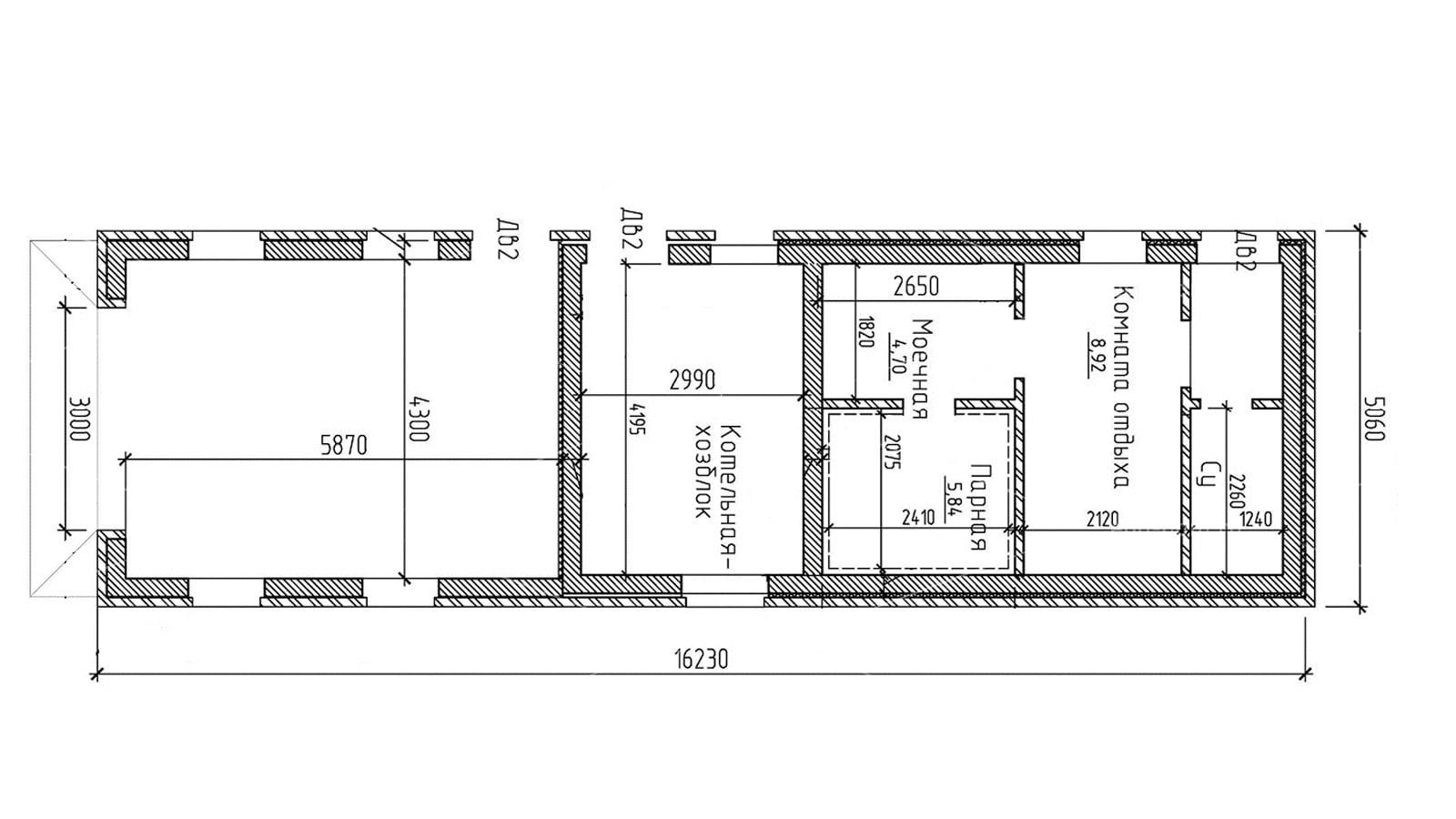 Гараж с баней под одной крышей (с сауной, хозблоком, мансардой): проекты сделанные своими руками