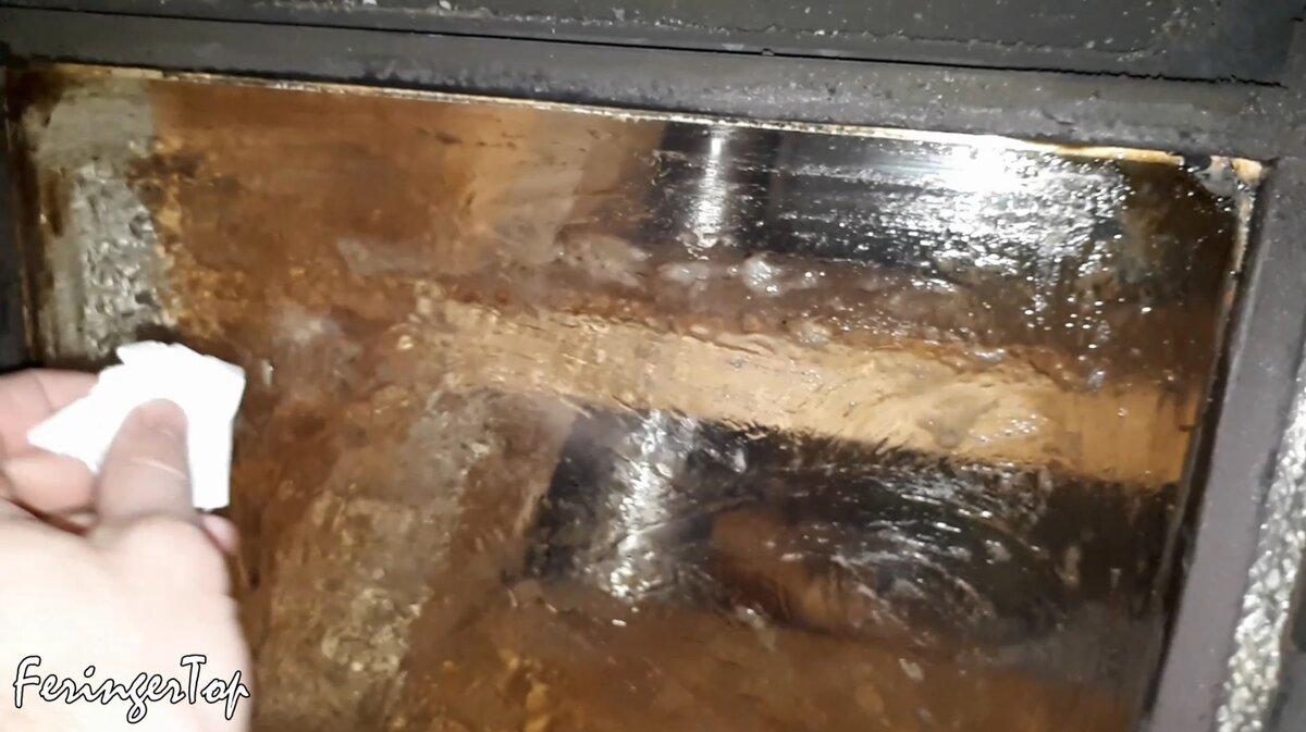 Чем отмыть сажу в бане: три проверенных способа