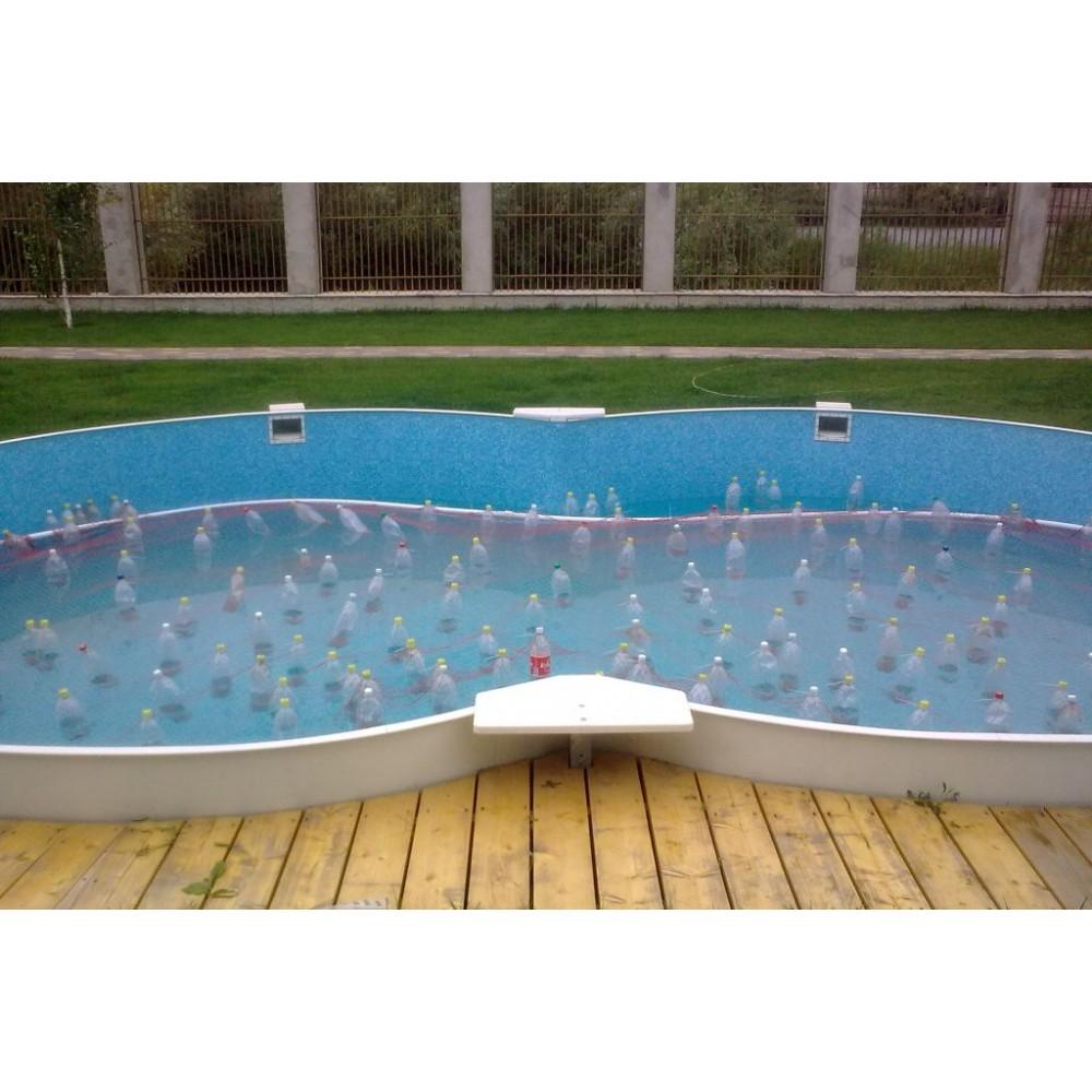 Как подготовить бассейн к зиме - wikihow