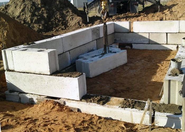 Фундамент для бани из блоков - расчет ленточного фундамента из бетона. санкт-петербург (спб)