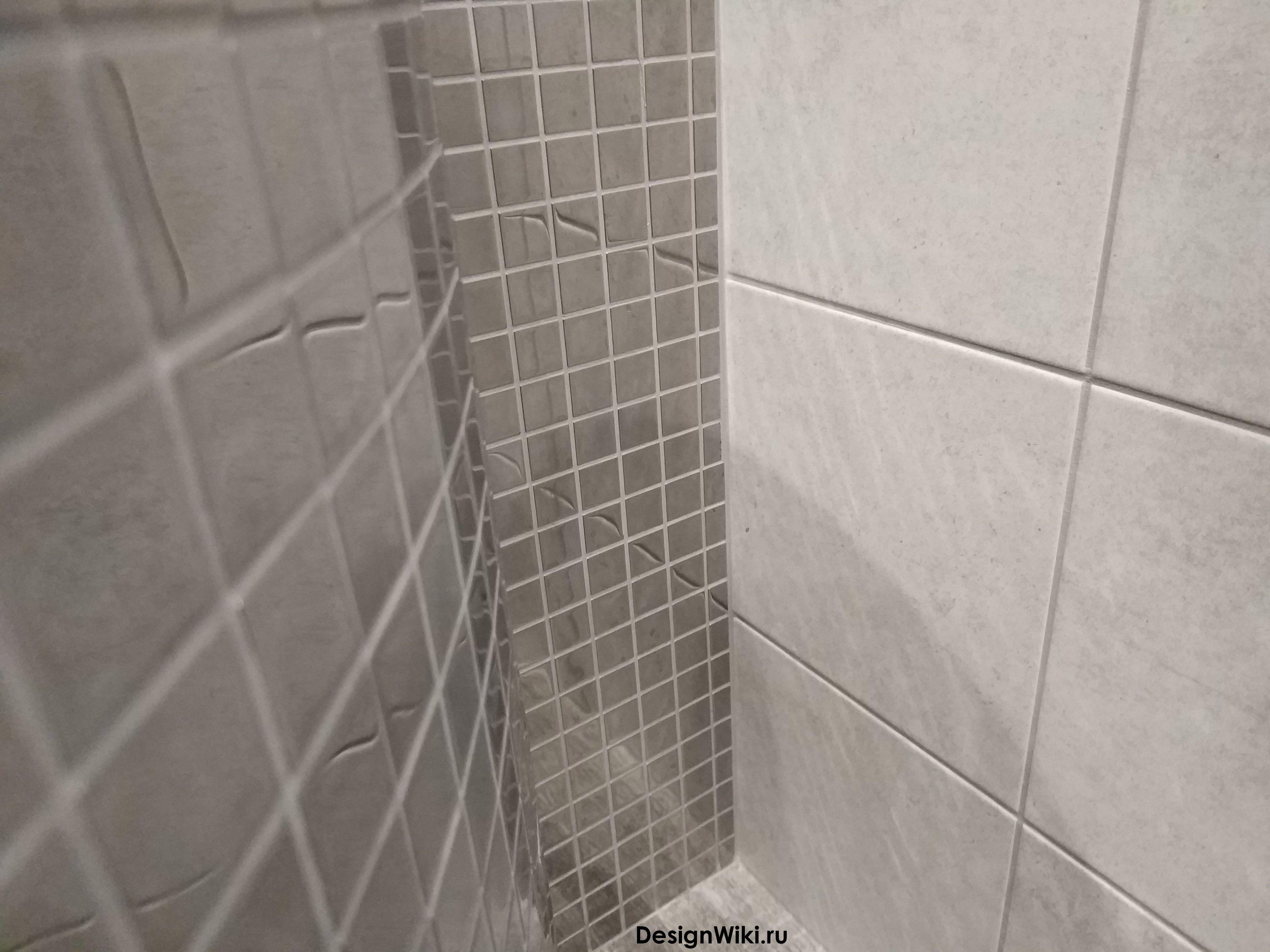 Виды влагостойких затирок для швов плитки в ванной комнате