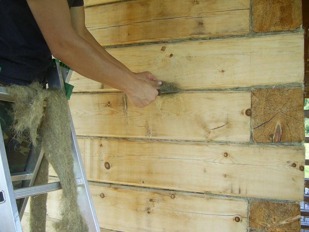 Как конопатить сруб бани своими руками – пошаговая инструкция – ремонт своими руками на m-stone.ru