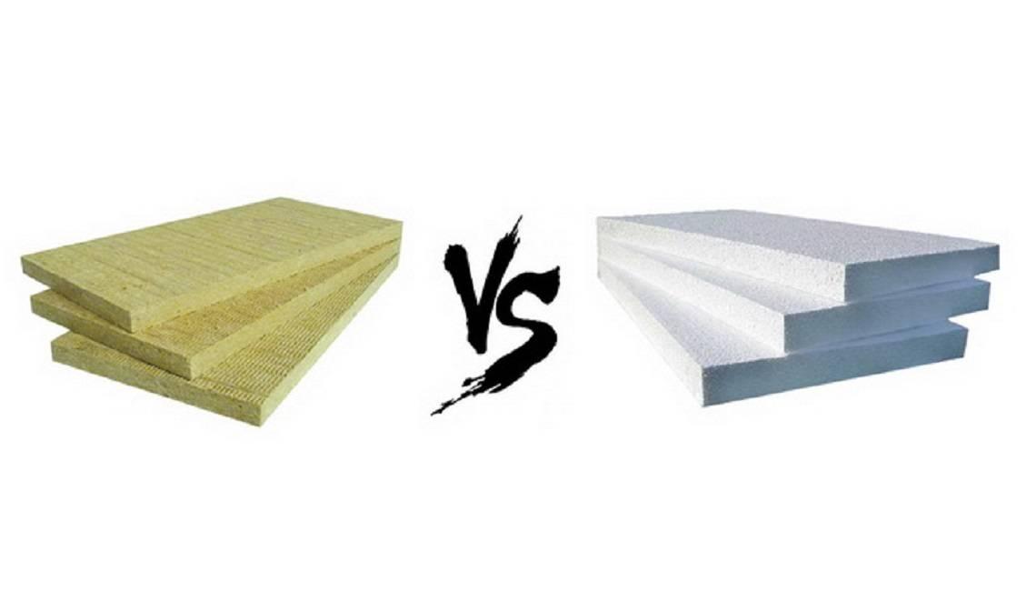 Что лучше - пеноплекс или минвата, сравнение характеристики
