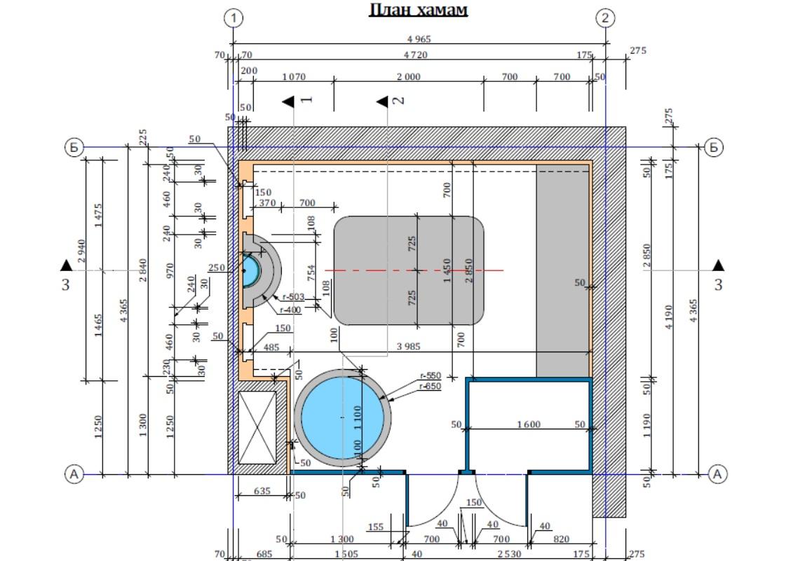 Турецкая баня хаммам: строительство своими руками | o-builder.ru
