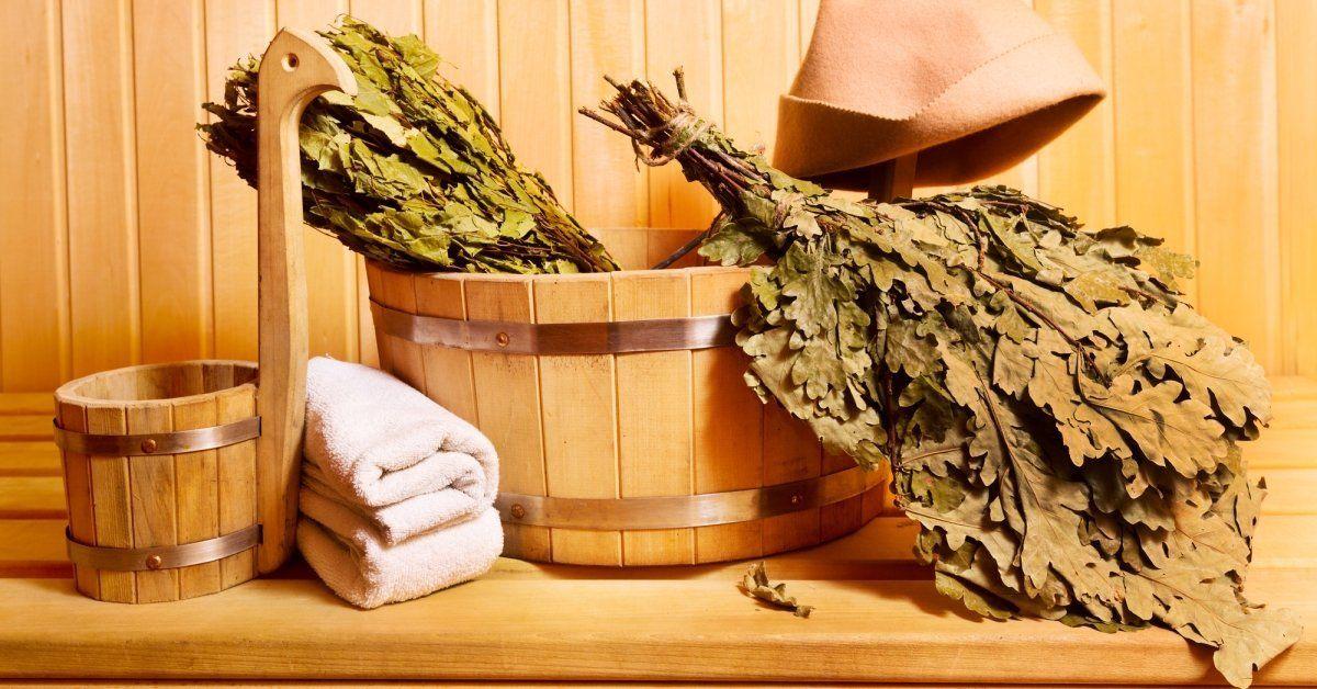Веники для бани: заготовка, полезные свойства