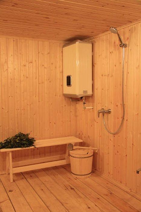 Как сделать ремонт бани своими руками
