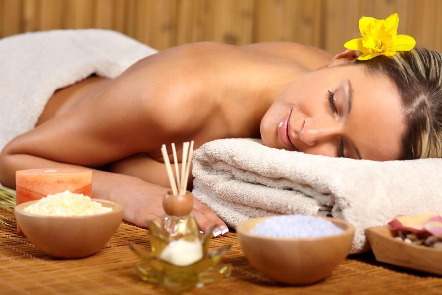 Процедуры для тела в бане: маски, скрабы