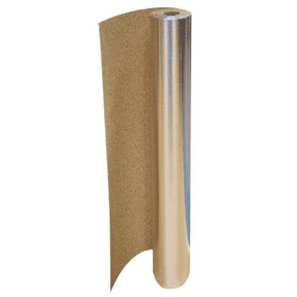 Фольга для бани и сауны алюминиевая