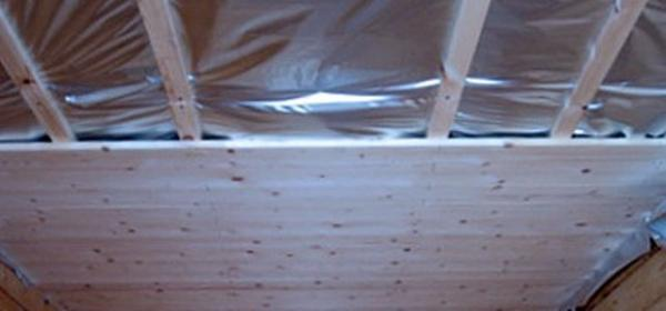 Как сделать потолок в бане своими руками — пошаговое руководство от мастера