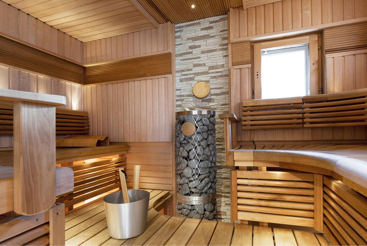 Какие материалы лучше для отделки бани внутри