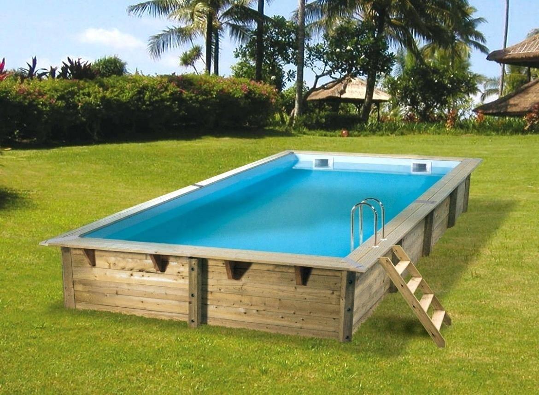 Строительство бассейна в деревянном доме
