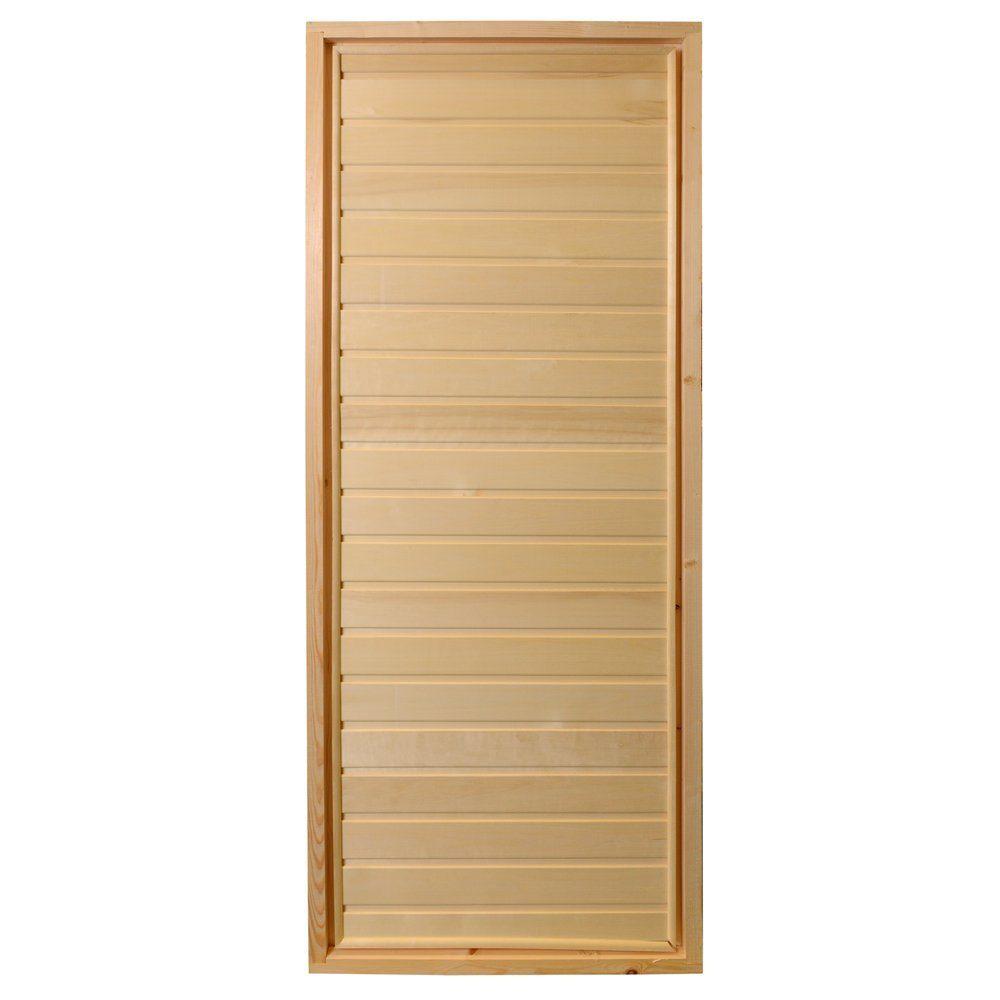 Стандартные размеры дверей для бани, специфика габаритов для разных помещений