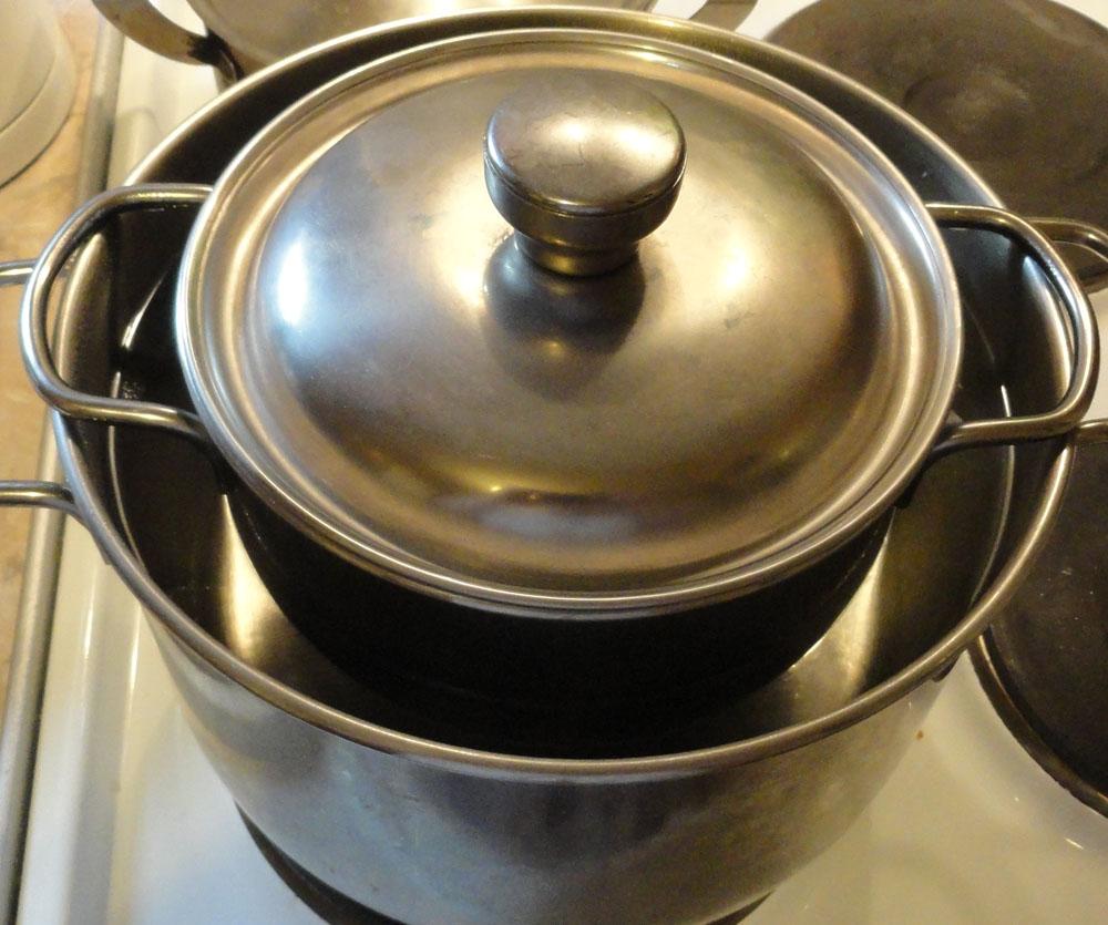 Водяная баня в кулинарии: как сделать в домашних условиях