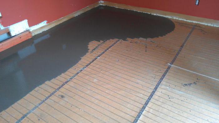 Как залить бетоном пол в бане со сливом — разбираем суть